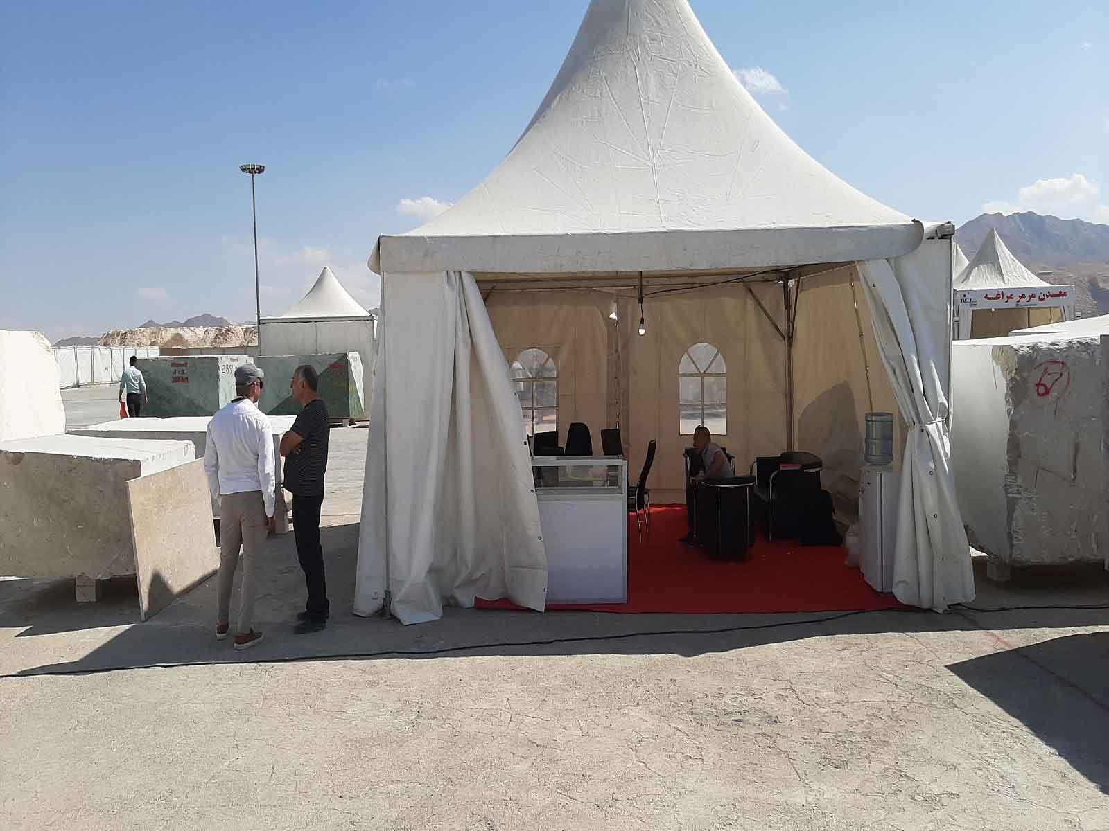 International Iran Stone Exhibition, Nimvar- Mahallat 2019